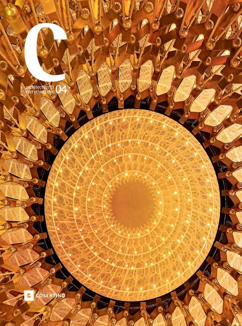 Image of Architecture Everything else cover 4 in C Magazine - Cosentino