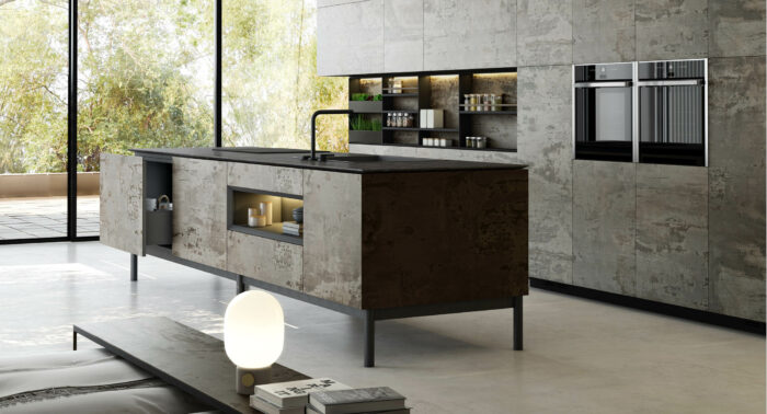Image of mobiliario large in Styles et tendances pour votre maison - Cosentino