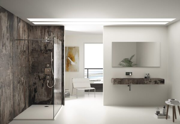 Image of Cosentino Bath Collection Lavabo REFLECTION 1 in Comment préparer une rénovation - Cosentino