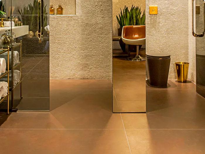 Image of Img Baños Encimeras interesarte 3 in Comptoirs de salle de bains - Cosentino