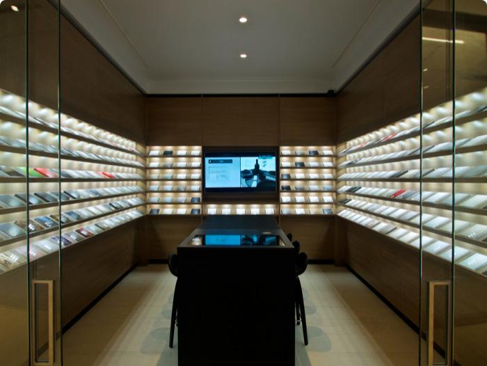 Image of cosentino vision desktop in Cosentino - Cosentino