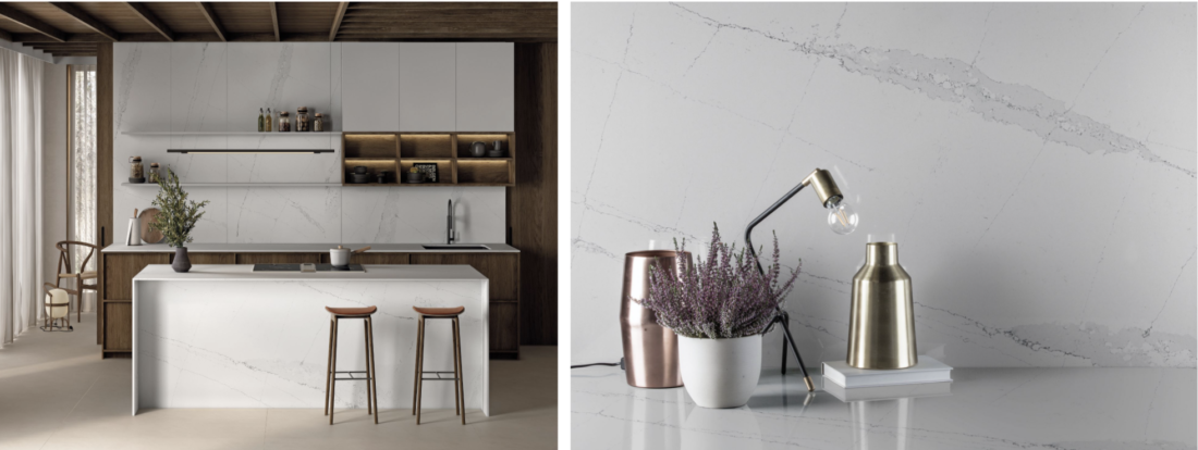 Image of Screen Shot 2021 07 26 at 1.36.58 PM in Silestone® lance la nouvelle collection durable Ethereal, inspirée du magnifique marbre naturel - Cosentino