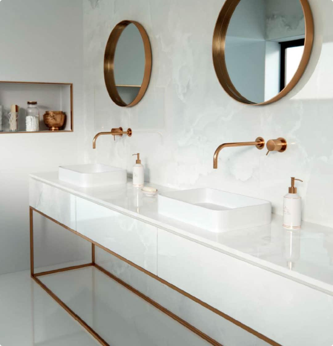 Image of 1 6 in Dekton | Bathroom Worktops - Cosentino