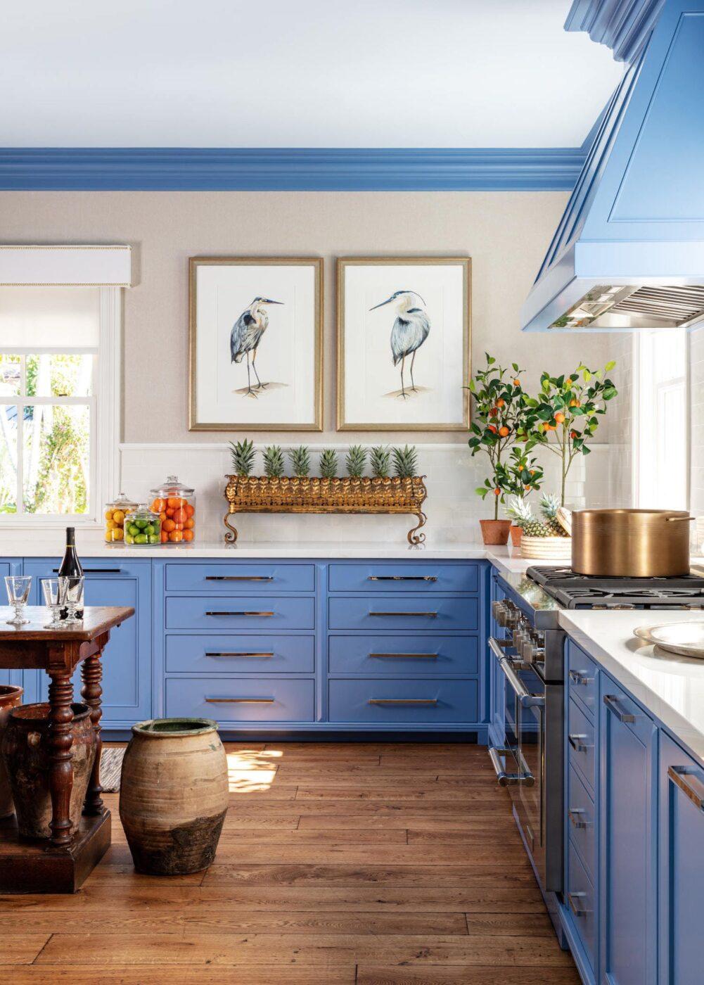 Sept idées pour rafraîchir votre cuisine
