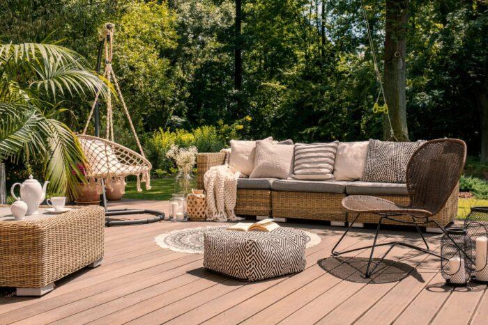 Image of shutterstock 1170474235 1 in Les terrasses: les stars d'un été à la maison - Cosentino
