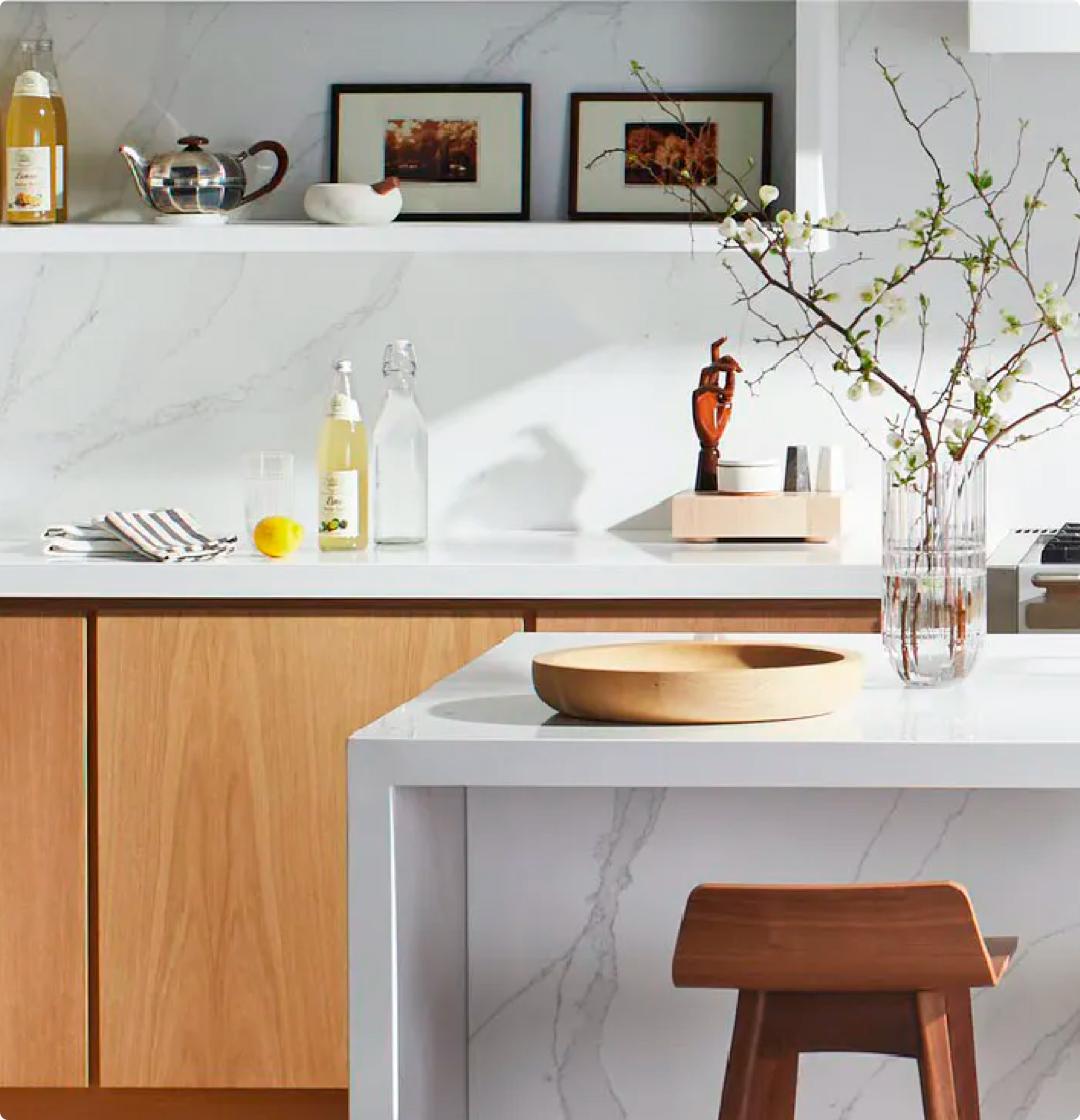 Image of Image 1 Copy 4 2 in Plans de travail de cuisine - Cosentino