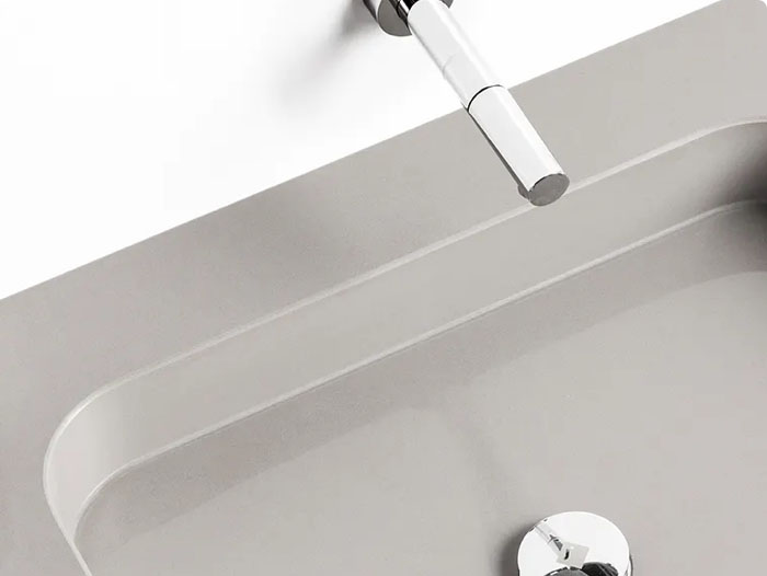 Image of Img Baños Encimeras interesarte 1 in Plans vasques de salle de bains - Cosentino