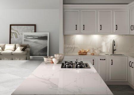 Image of Dekton Kitchen HD Natura 2 5 8 in « Capsule Collection », la première ligne de mobilier en Dekton® by Cosentino - Cosentino