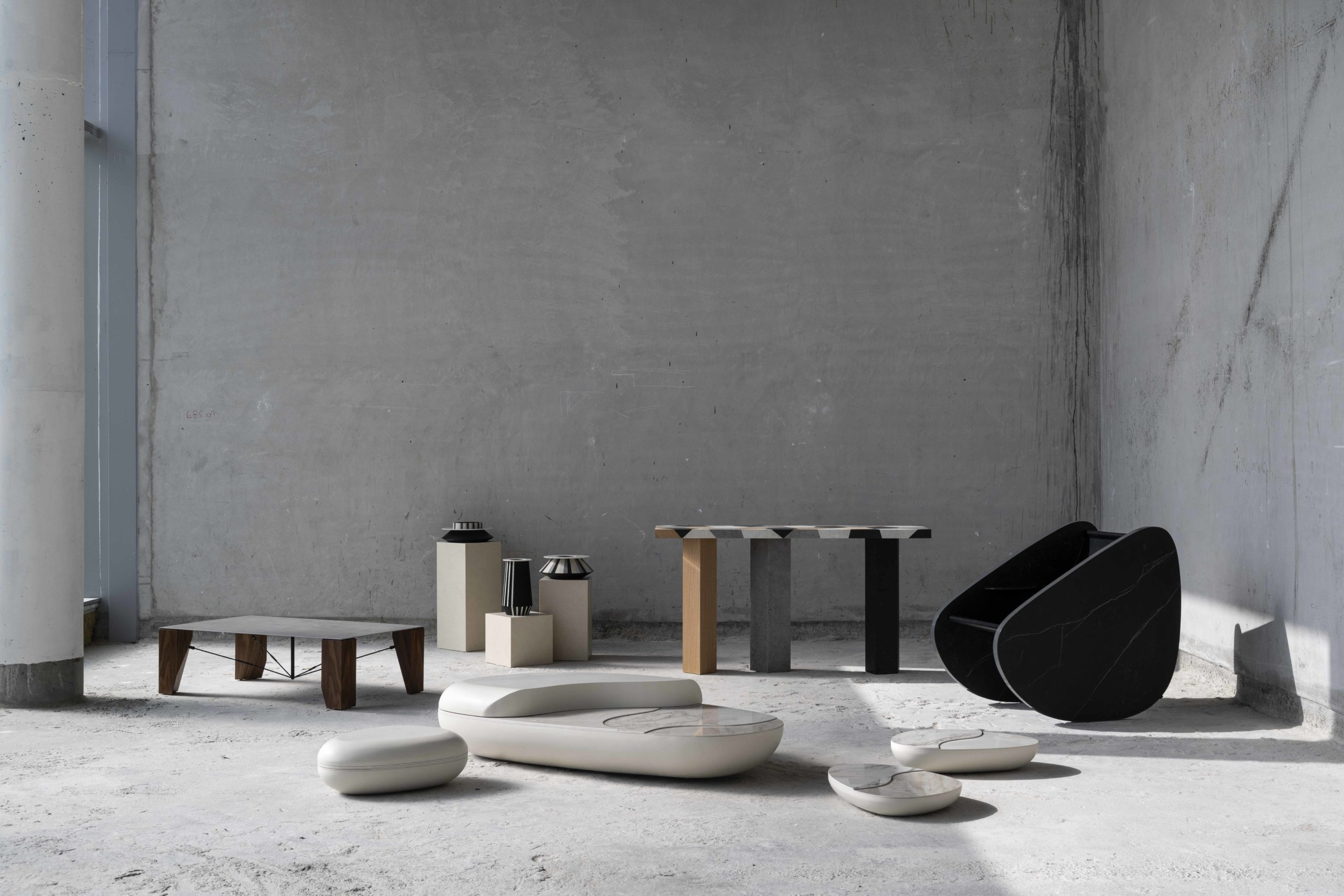 Image of CosentinoCapsuleCollection NateleeCocks in « Capsule Collection », la première ligne de mobilier en Dekton® by Cosentino - Cosentino