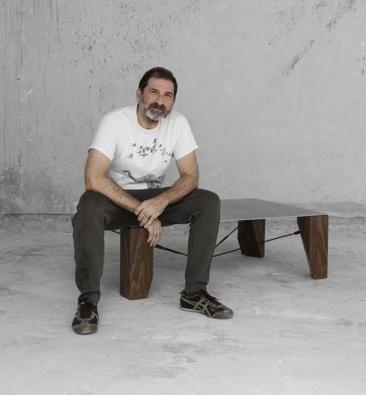 Image of CosentinoCapsuleCollection NateleeCocks 006 web in « Capsule Collection », la première ligne de mobilier en Dekton® by Cosentino - Cosentino