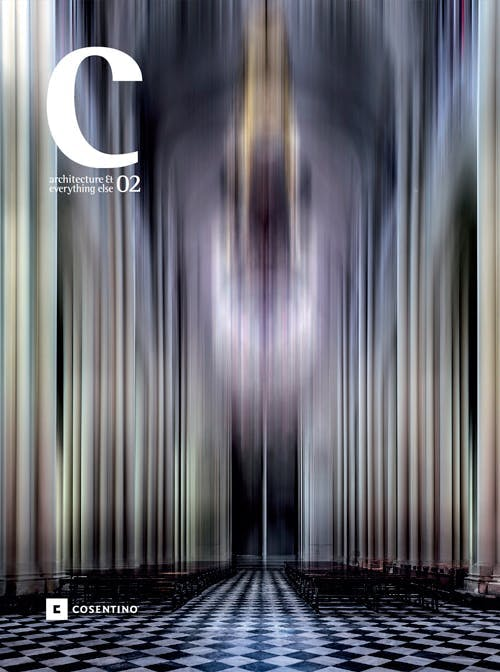 Image of Architecture Everything else cover 2 in Rivista C - Cosentino