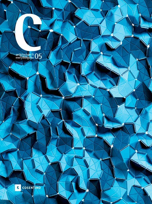 Image of Architecture Everything else cover 5 in Rivista C - Cosentino