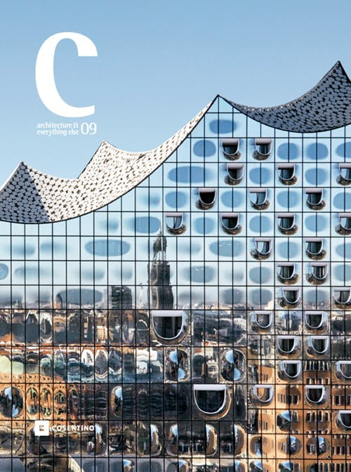 Image of Architecture Everything else cover 9 in Rivista C - Cosentino