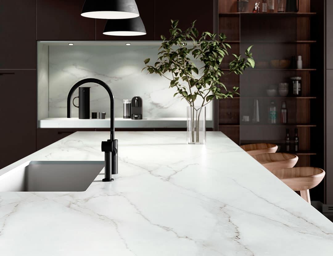 Image of 7 4 in Dekton   Kitchen countertops - Cosentino