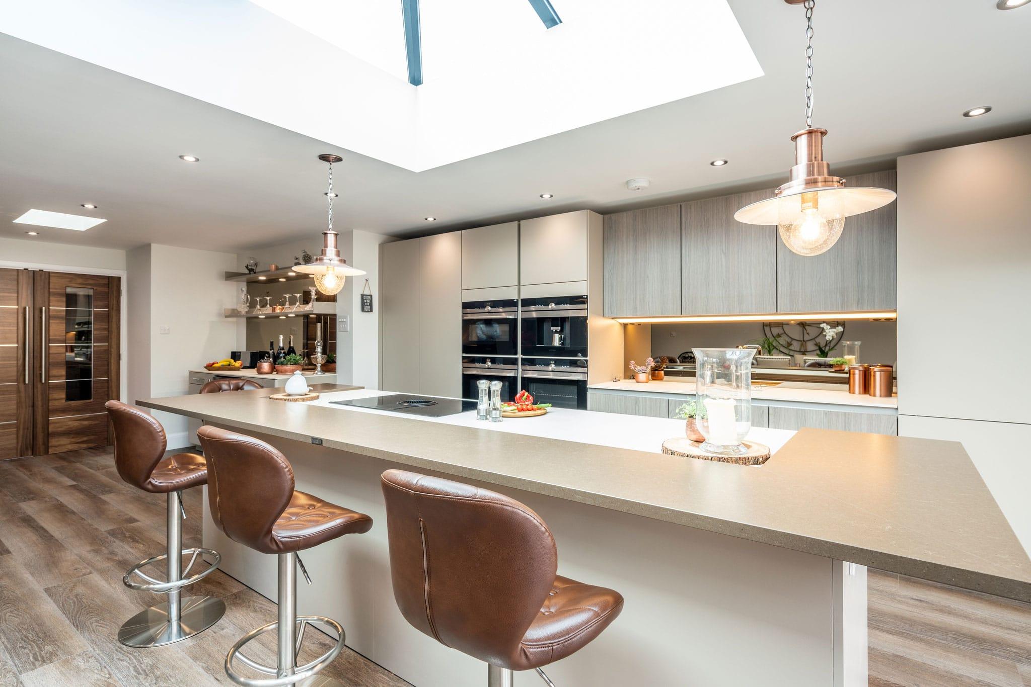 Image of Myers Touch Daniels Kitchen 01038 ZF 2442 14358 1 034 in Uno spazio progettato per socializzare - Cosentino