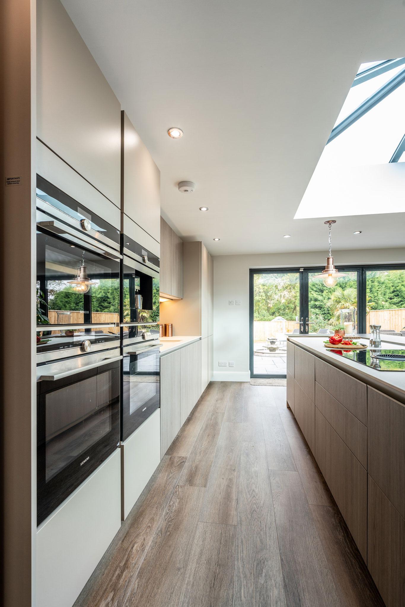 Image of Myers Touch Daniels Kitchen 01102 ZF 2442 14358 1 043 in Uno spazio progettato per socializzare - Cosentino