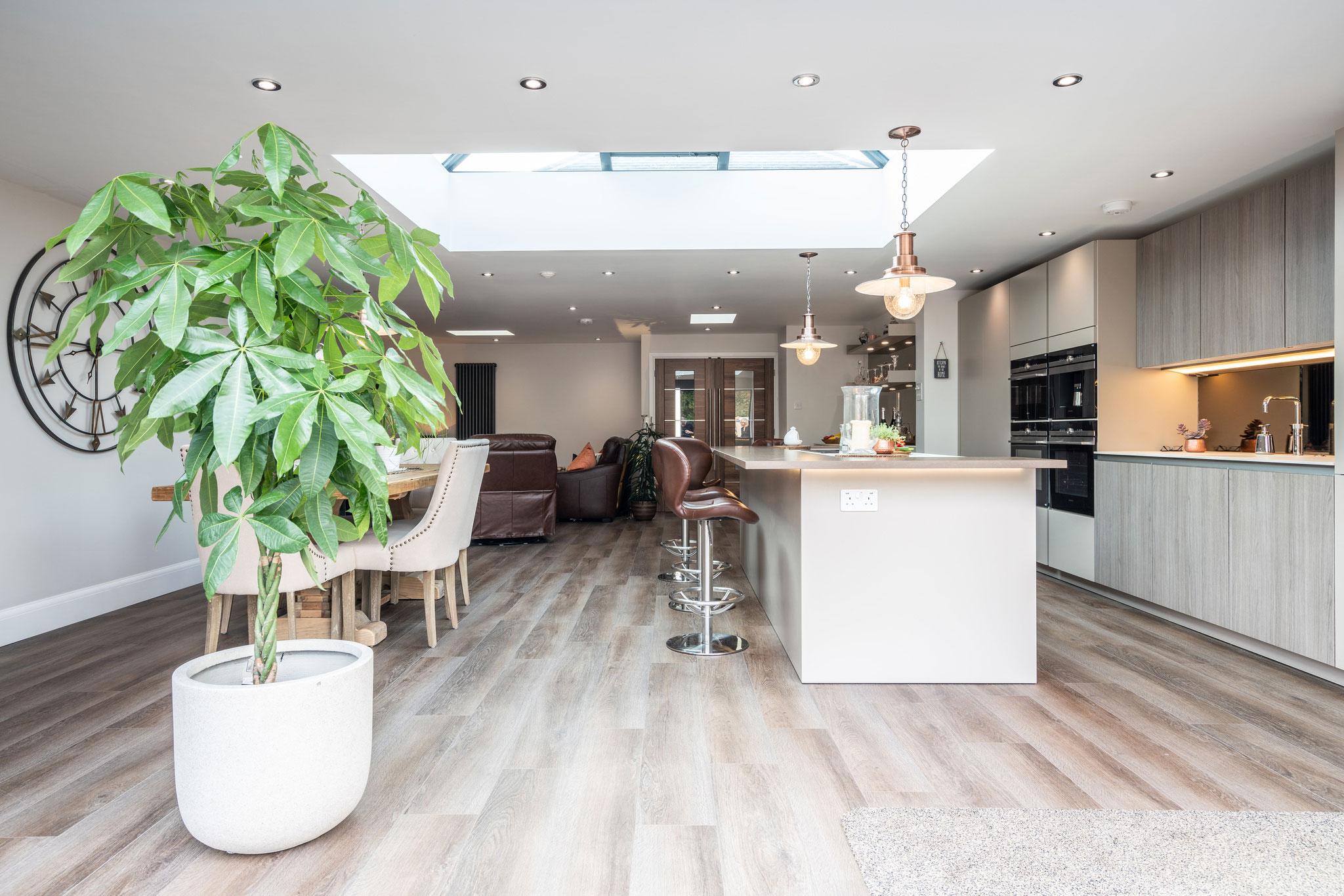 Image of Myers Touch Daniels Kitchen 01224 ZF 2442 14358 1 069 in Uno spazio progettato per socializzare - Cosentino