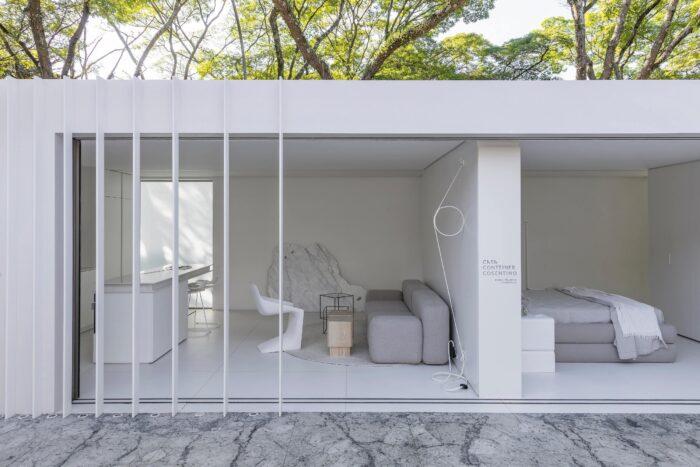 Image of casacor5 in Uno spazio progettato per socializzare - Cosentino
