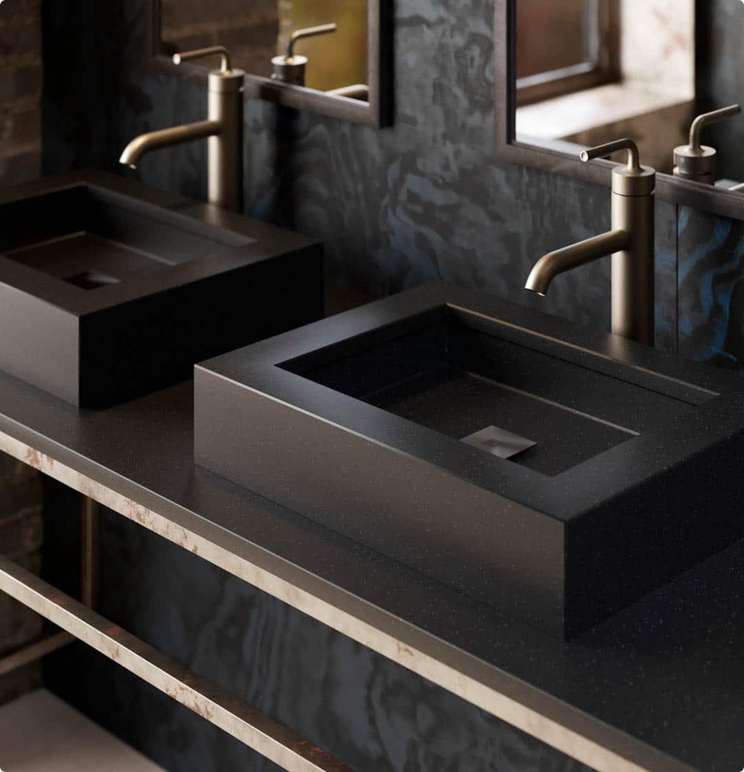 Image of 9 in Silestone   Bathroom worktop - Cosentino