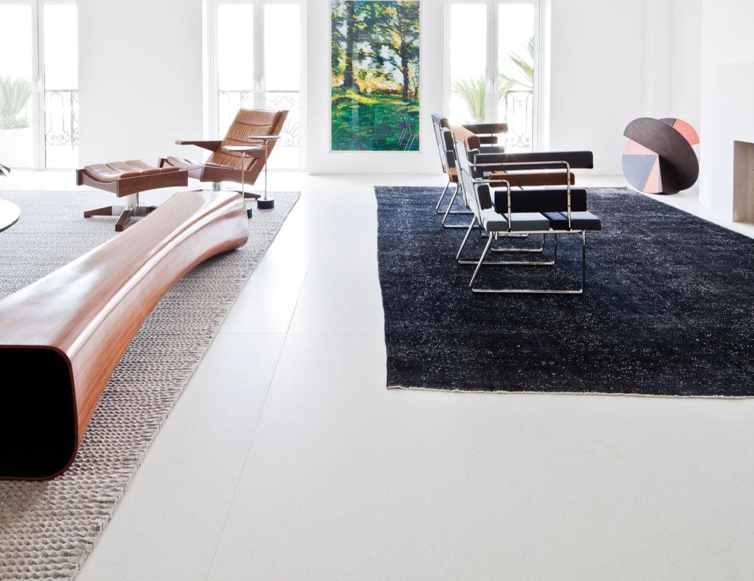 Image of Imagen suelos garantia in Silestone   Flooring - Cosentino