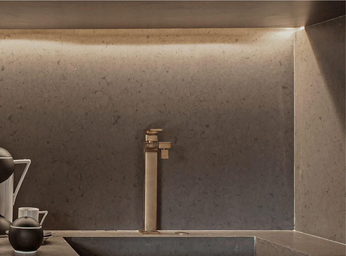 Image of Mesa de trabajo 8@2x in Piani di lavoro per cucina - Cosentino