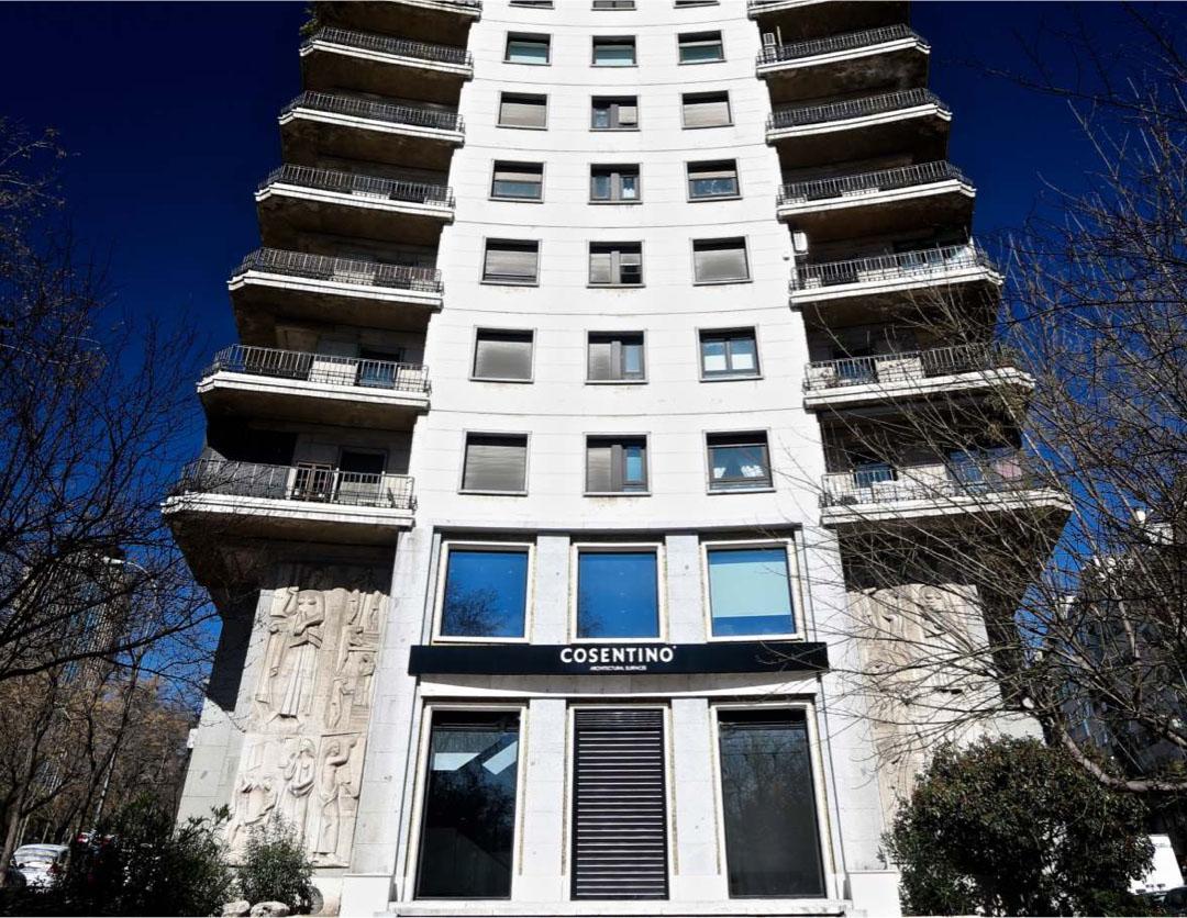 Image of cosentino city copia in Facciate - Cosentino