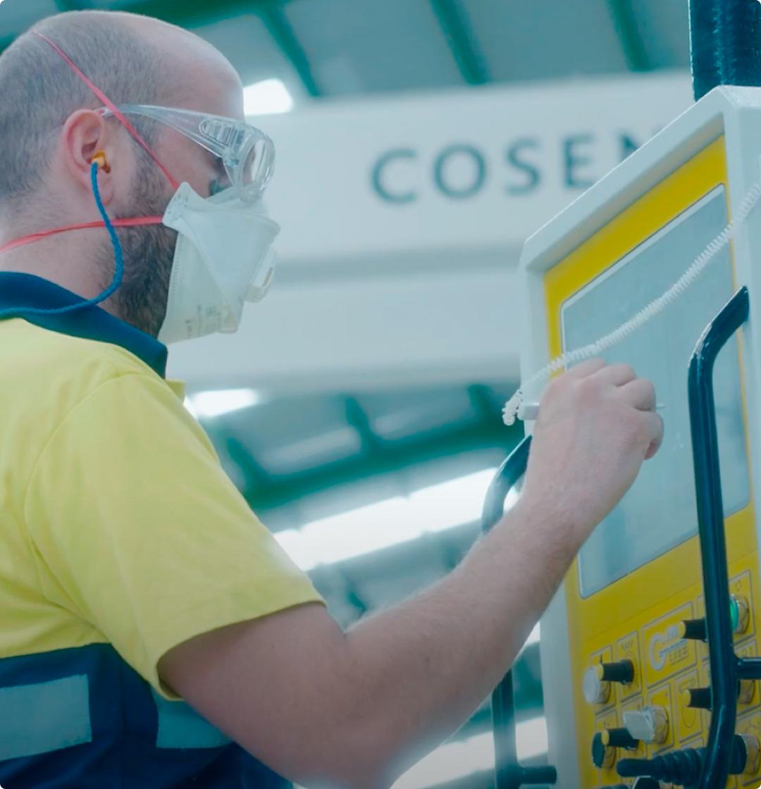 Image of seguridad politicas desktop in La sicurezza per Cosentino - Cosentino