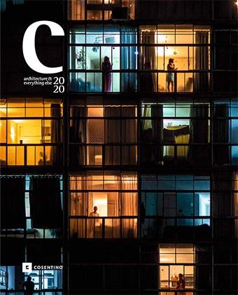 Image of C Magazine 18 11 in Profesionalus kontaktas - Cosentino