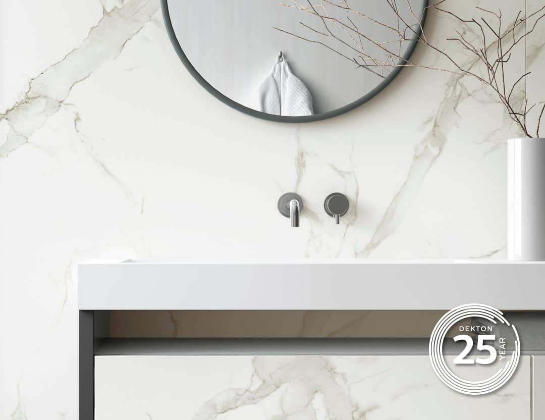Image of 12 3 in Dekton   Bathroom Worktops - Cosentino