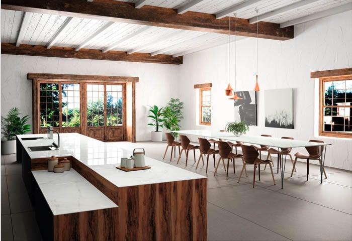 Image of Rustico in Stijlen en trends voor je huis - Cosentino