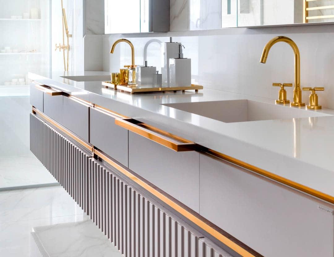 Image of 11 in Silestone   Bathroom worktop - Cosentino