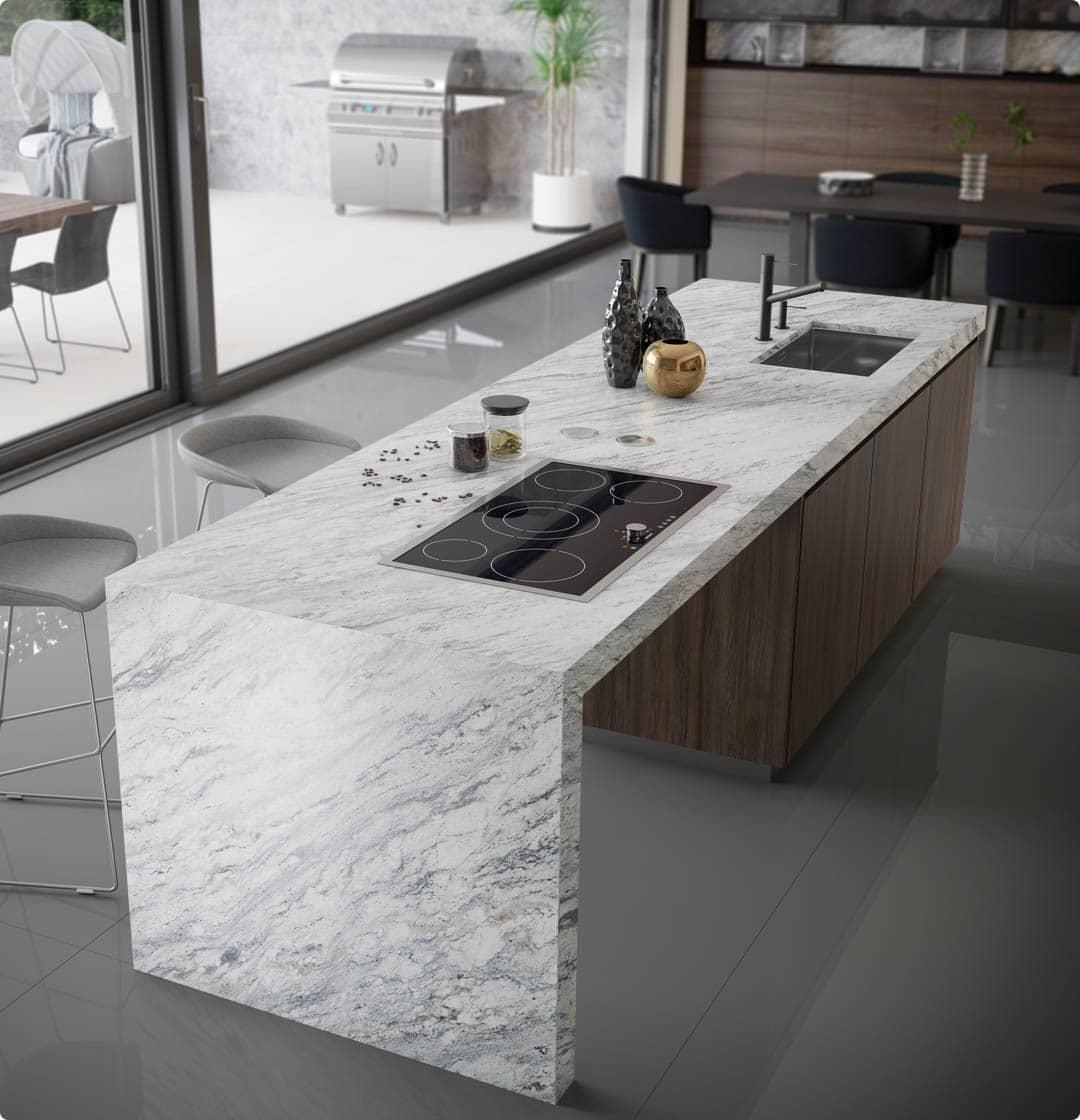 Image of 6 copia in Scalea   Kitchen countertops - Cosentino