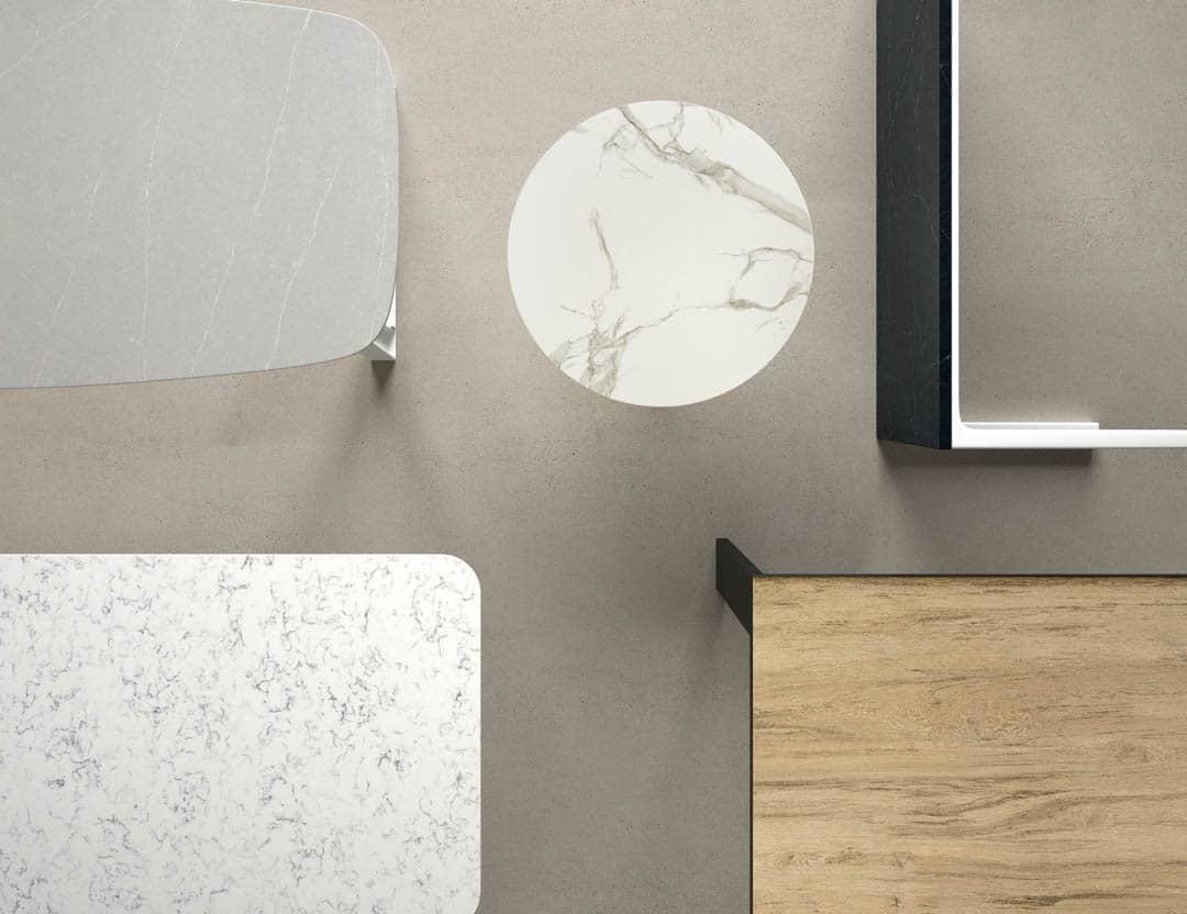 Image of silestone furniture copia in Silestone   Furniture - Cosentino