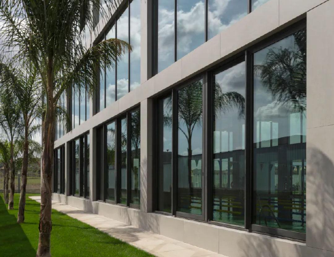 Image of img fachadas ventiladas in Gevels - Cosentino