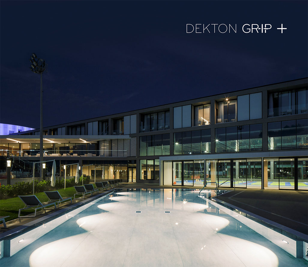 Image of Dekton Grip Dossier 3 in Podłogi Kuchenne - Cosentino
