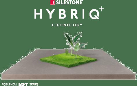 Nova Silestone Loft Series com HybriQ+ Technology®