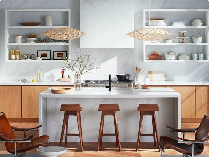 Image of 13 8 in Silestone   Flooring - Cosentino
