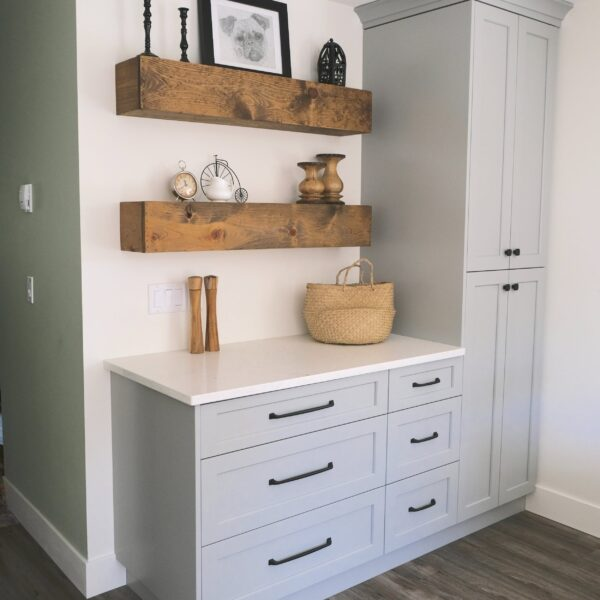 Image of Rustic kitchen 6 1 1 in The latest in natural decoration: Raw Style - Cosentino