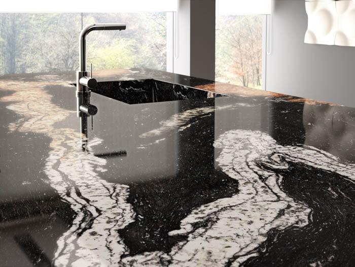 Image of diseño irrepetibles in Sensa   Worktops - Cosentino