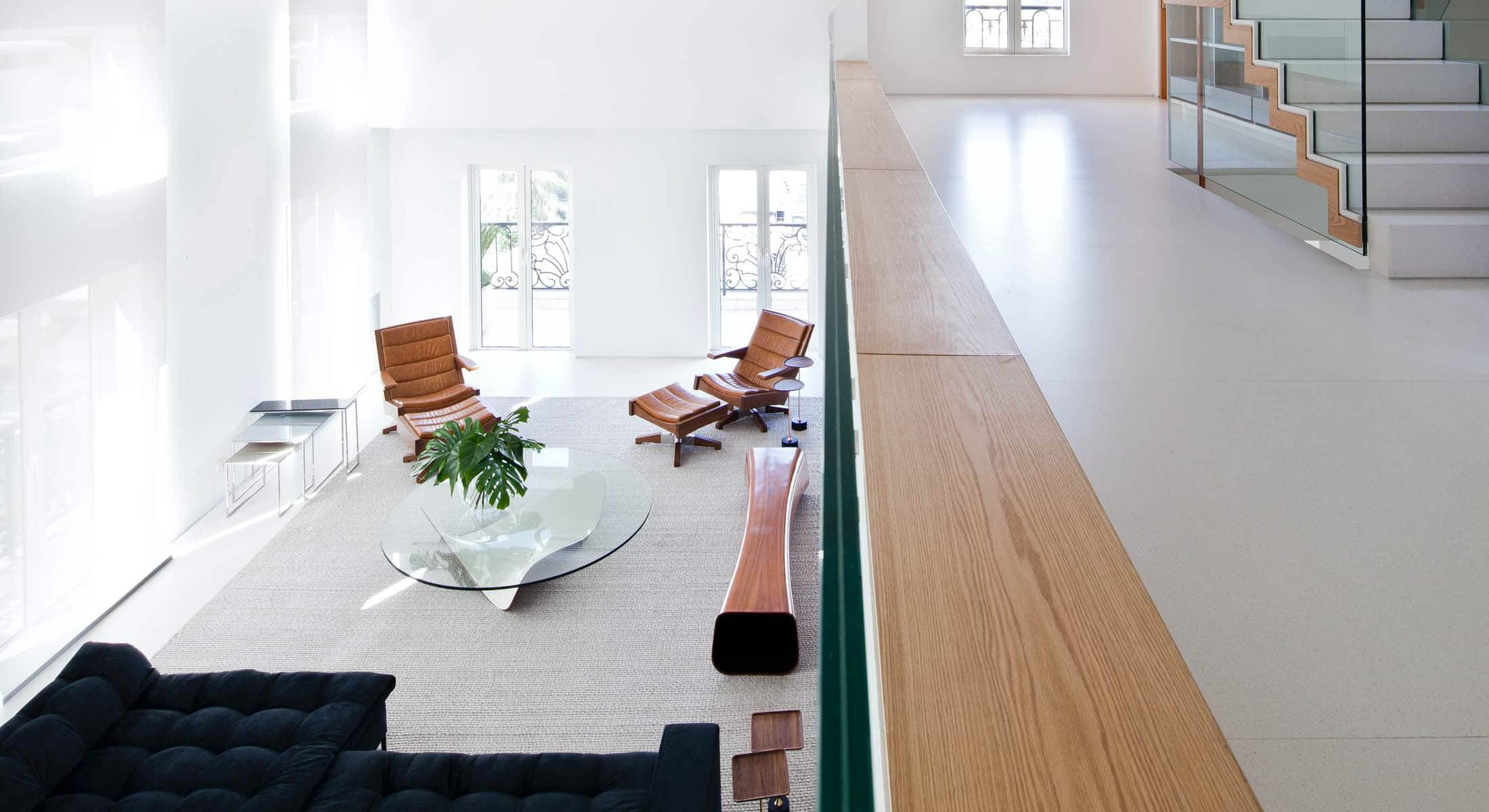 Image of large salon in Sala de estar - Cosentino