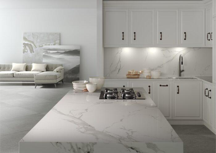 Image of post 1 2 in As cozinhas Peninsula tornaram-se uma tendência - Cosentino