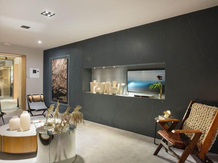 Image of silestone card 1 in Sala de estar - Cosentino