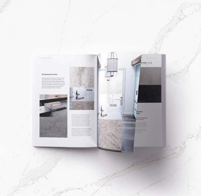 Image of Descargable 3 in Silestone | Bathroom worktop - Cosentino