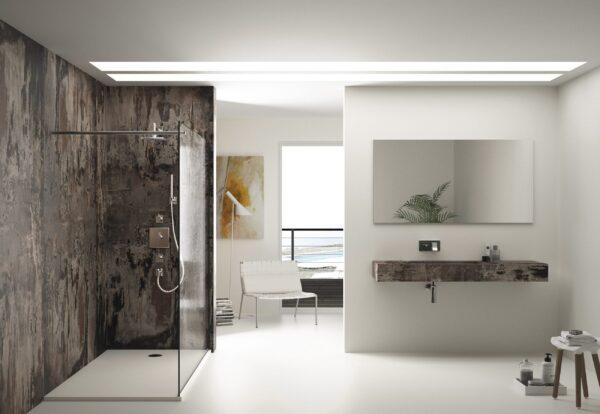 Image of Cosentino Bath Collection Lavabo REFLECTION 1 in Como se preparar para uma remodelação - Cosentino