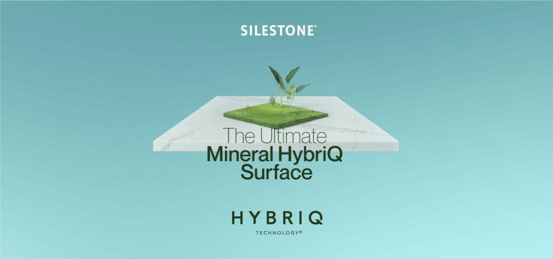 HybriQ, a inovadora tecnologia que já está presente em 80% da produção total de Silestone®