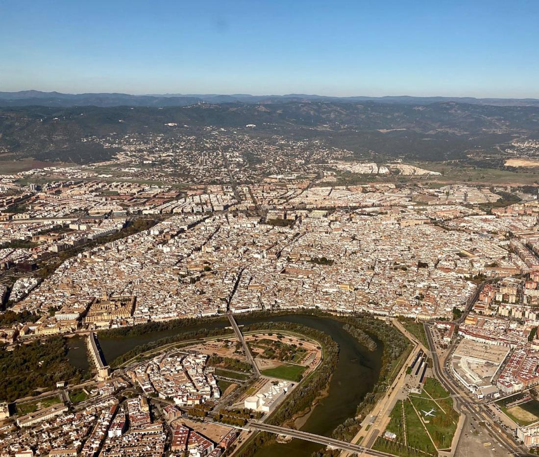 A arquitetura de Córdoba já chegou ao C-Guide