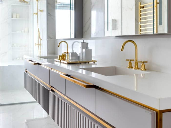 Image of 12 2 in Bathrooms - Cosentino