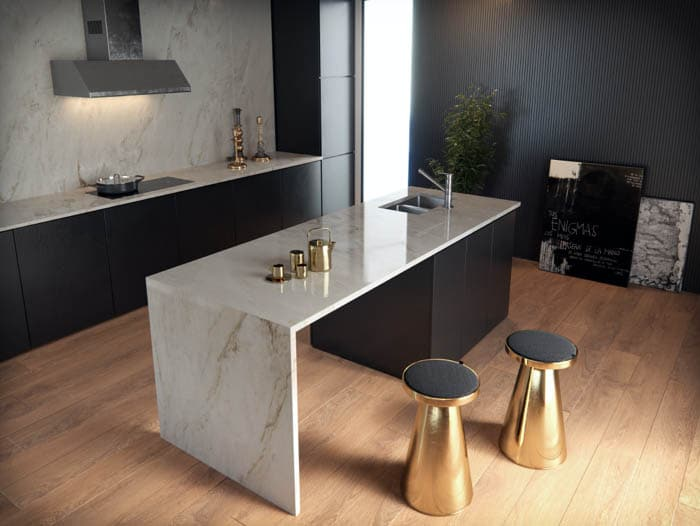 Image of sensa card in Kitchens - Cosentino
