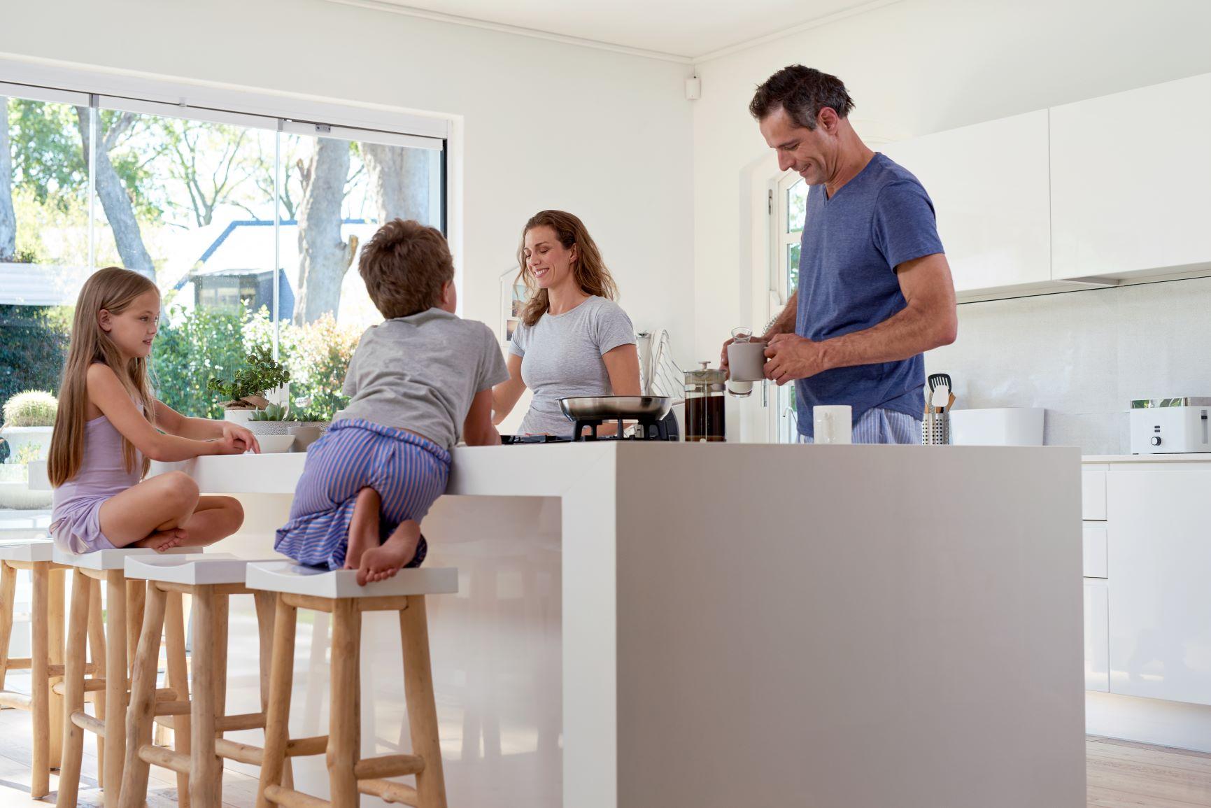 Image of Espacio para cuidar de la salud 4 in Cosentino Releases The 2019 Global Kitchen Study - Cosentino