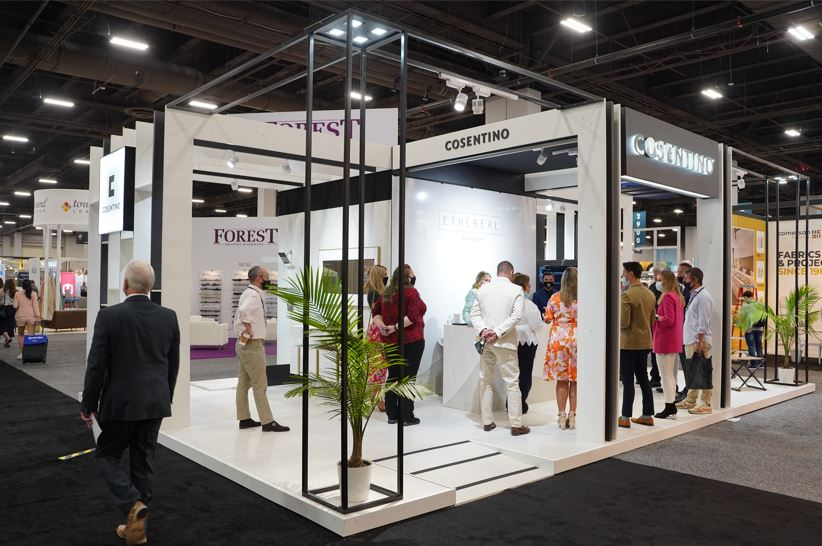 Cosentino's next generation of innovations and applications take center stage at HD Expo 2021